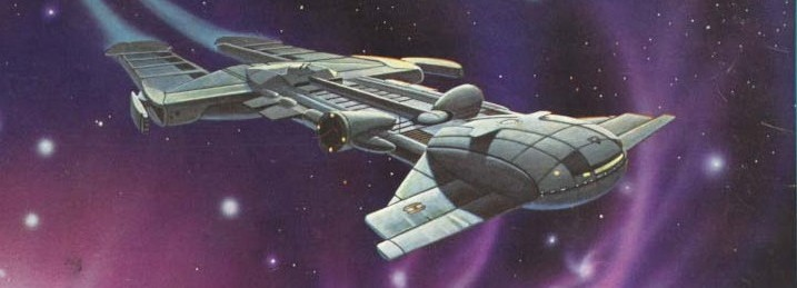 Starflight Interstel Ship